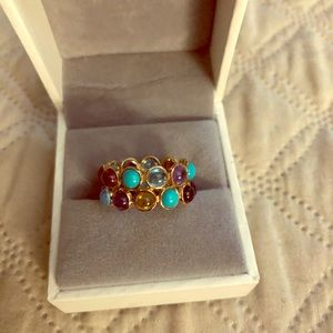 Jewelry - 14k GOLD AND GEMSTONE RING 💍💍